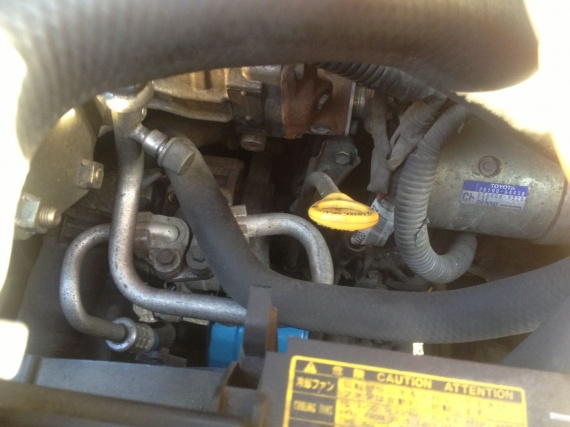 1997 rav4 how to change staked in ujoint