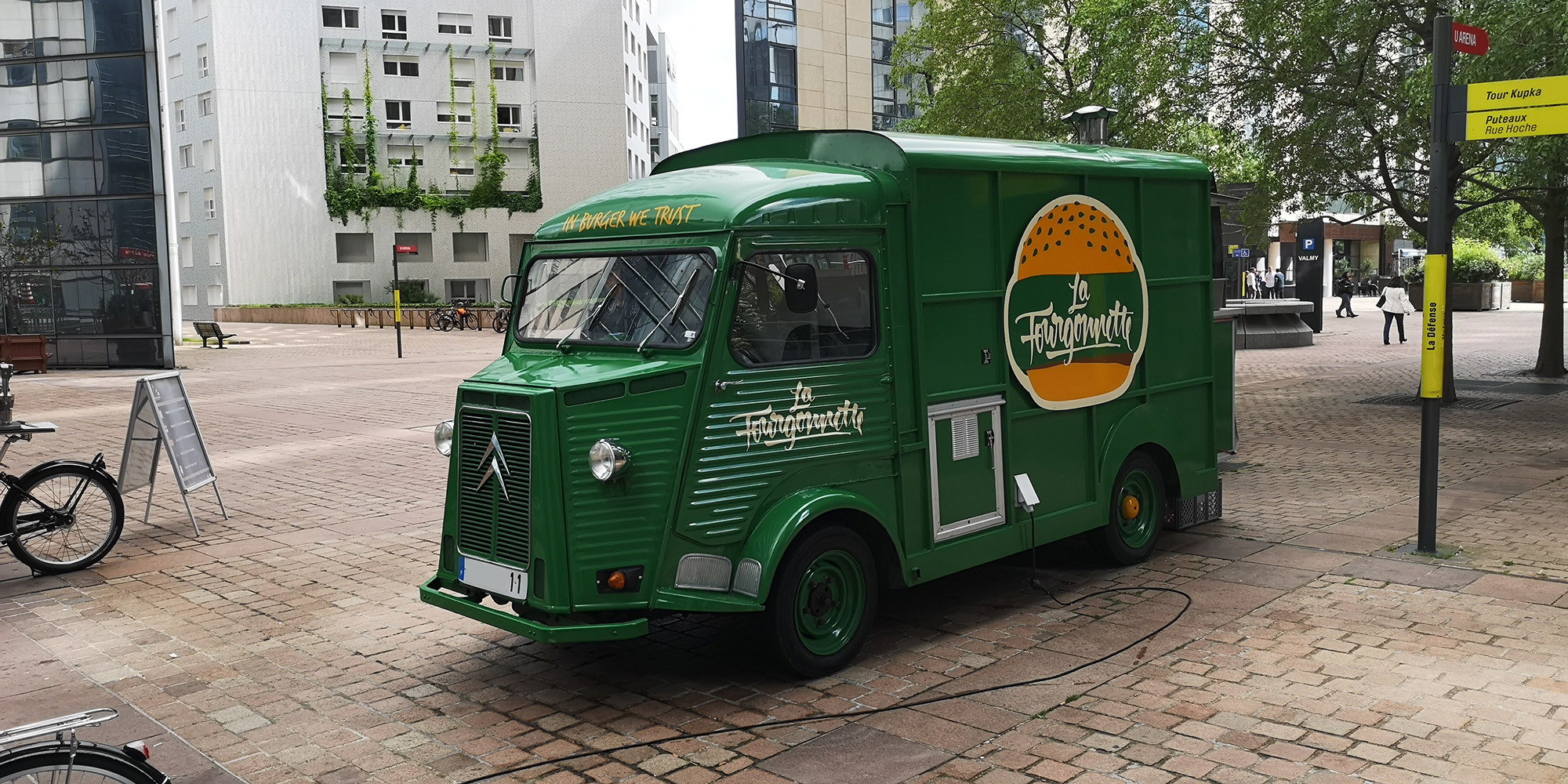 Citroën HY  Type H  Food Truck