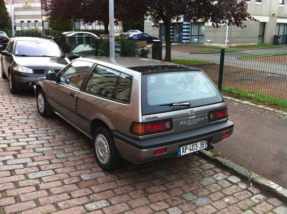 Accord Aerodeck 2.0 EXi 1987
