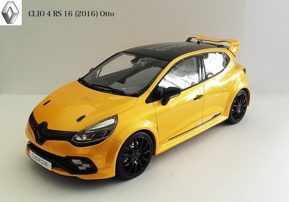CLIO 4 RS 16 n163
