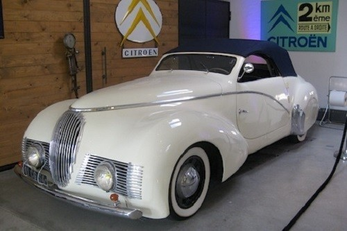 BERNATH WILLY - CITROËN 11B - 1938