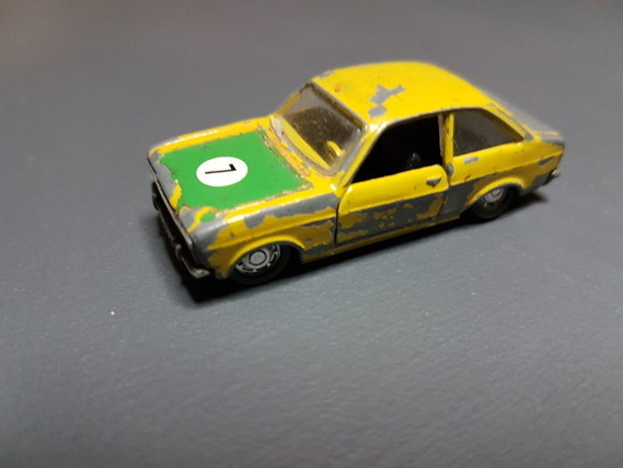 Ford Escort Schuco 1/66