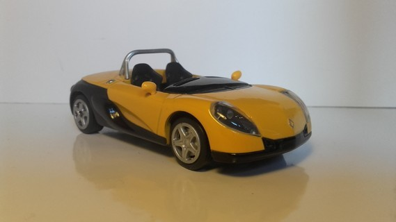 Renault Spider 1996 - Norev / M6 Renault Collection n°27