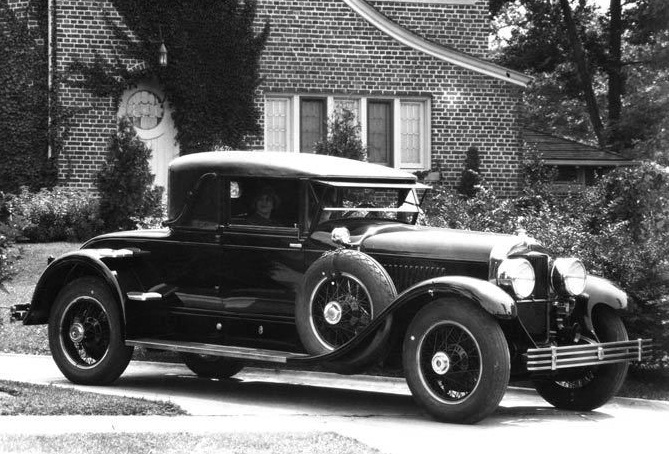 1927 Fleetwood Collapsible