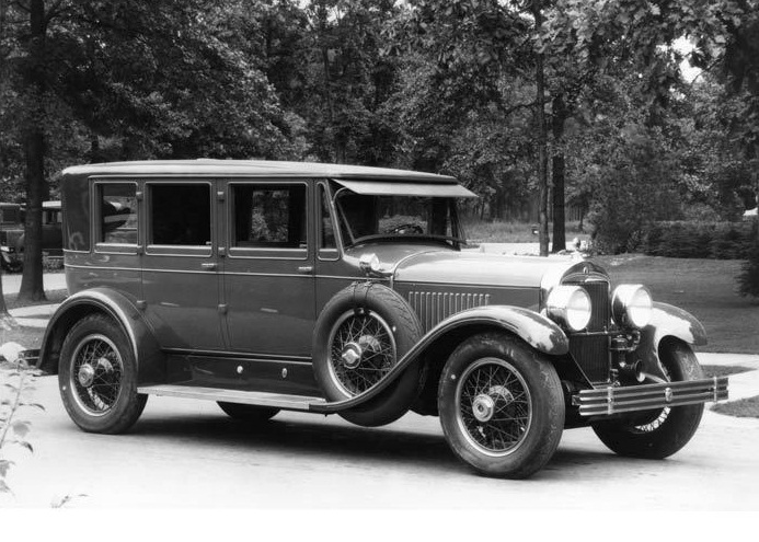 1927 Fleetwood Imperial
