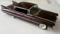 Speedway Models #3 1959 Cadillac S62 6 Window