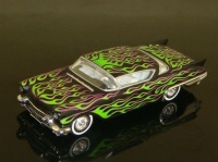 1957 HOT WHEELS coupé custom   (2)