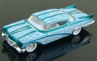1957 HOT WHEELS coupé custom  (1)
