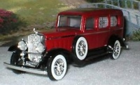 1930 ELC fourgon rouge