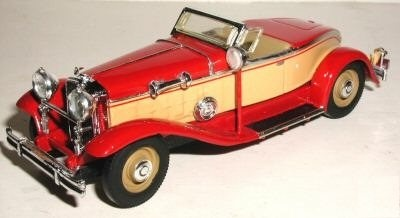 1931 ELC convert boat tail orange