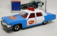 TOMICA F51 Cadillac Fleetwood  State Police