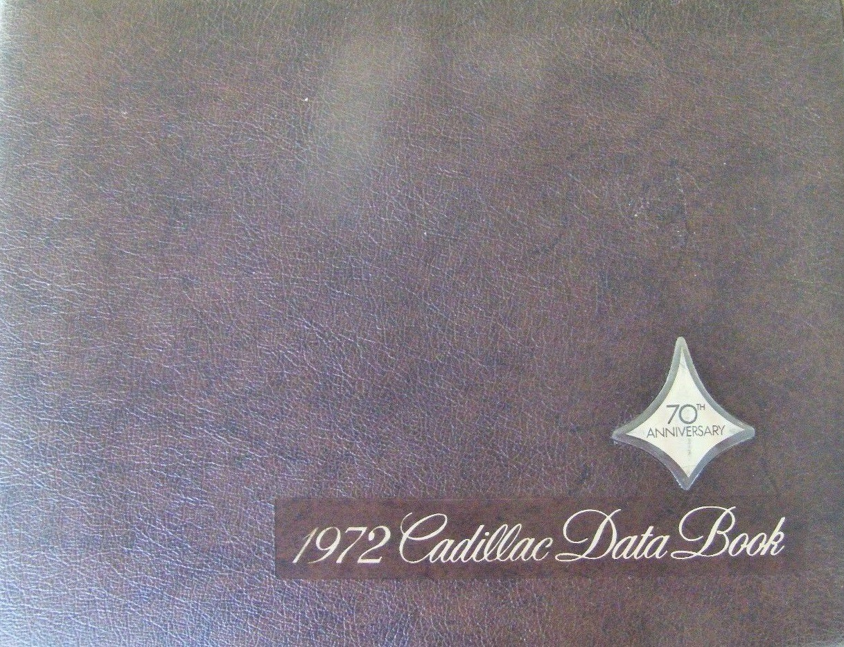 1 1972 GM DEALERS DATA GUIDE NOT AVAILABLE TO PUBLIC 70th ANNIVERSARY