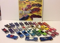 Hot Wheels 1959 Cadillac Eldorado Loose Lot Of 29 Cars 1
