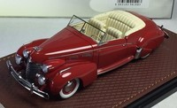 Series 62 Victoria Convertible 1940 Red Ltd 299 GLM43103901
