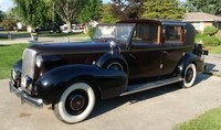 1937 Cadillac Town Car Cabrio Limo 1 Of 1 By Elite Coachbuilder Rollston