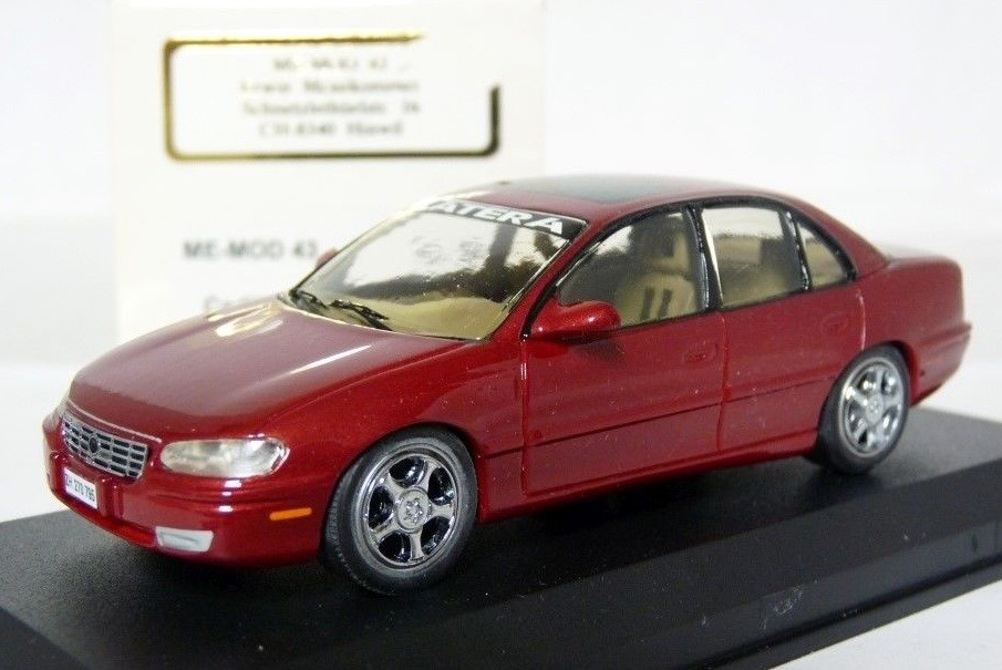 1998 Cadillac Catera 3-0i V6 Resin Handmade Model Car