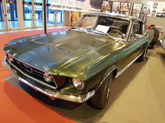 Ford Mustang Fastback GT 1967