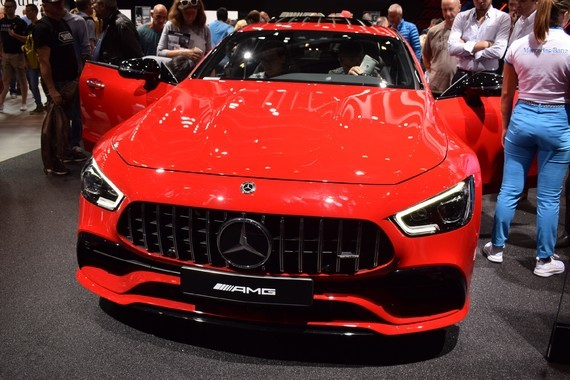 Mercedes-AMG GT 43 Coupe