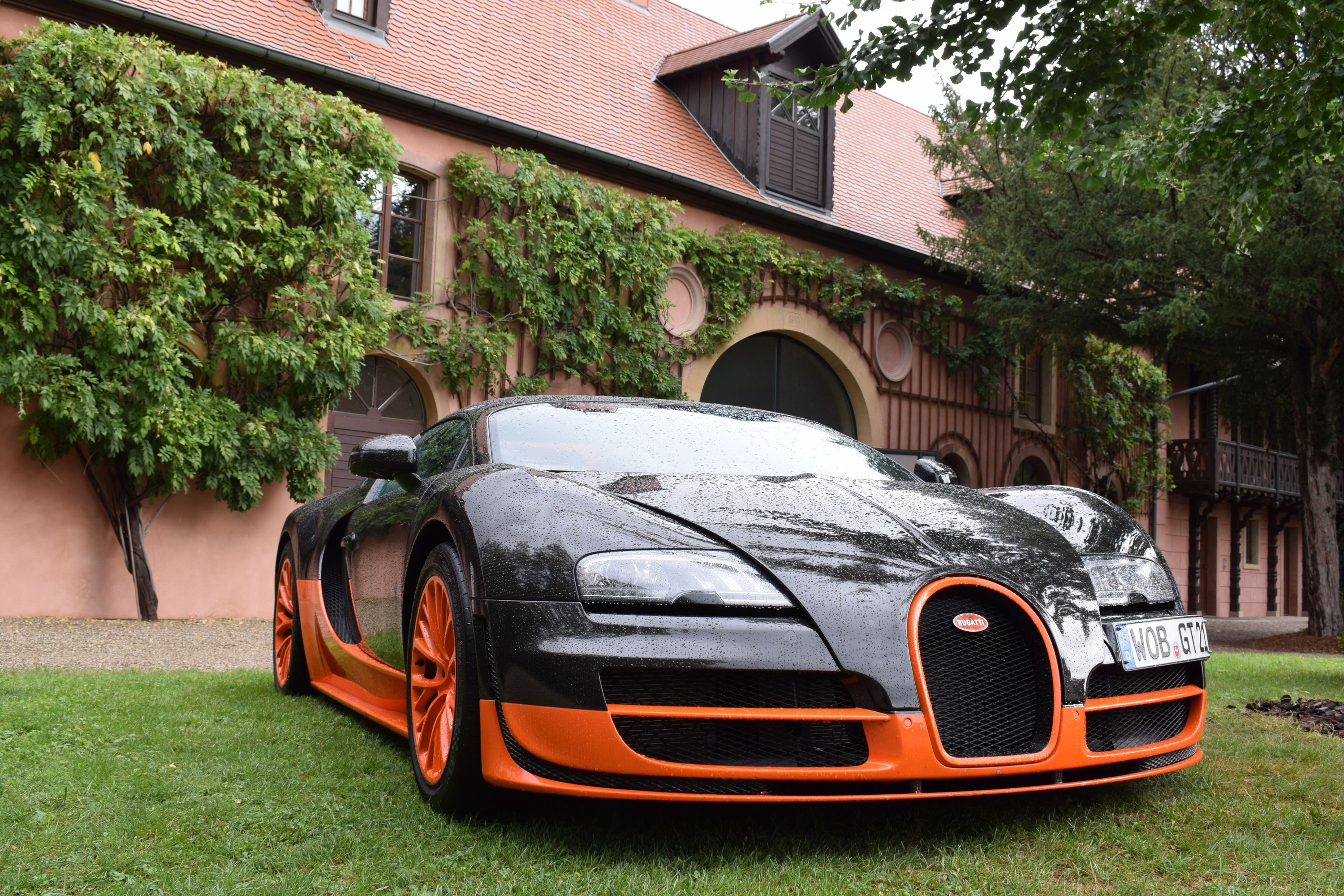 Bugatti Veyron 16.4 Super Sport World Record Edition 2010