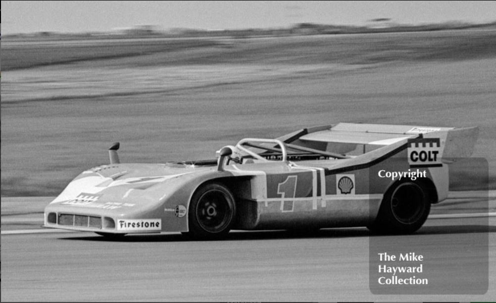 17  917-10 004 SILVERSTONE 72 copyright Mike HAYWARD collection