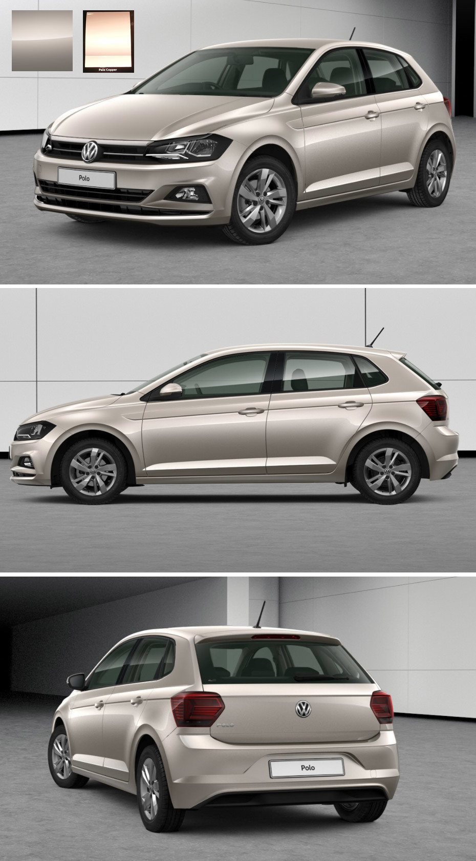 volkswagen polo vi 2017 topic officiel page 35 polo volkswagen forum marques. Black Bedroom Furniture Sets. Home Design Ideas