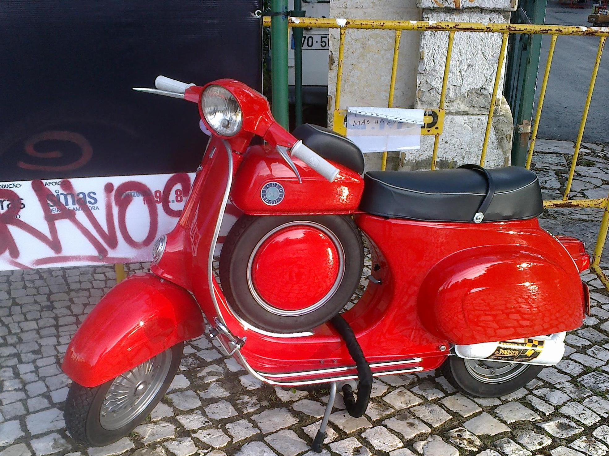 VespaSuperSprint50