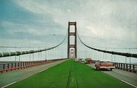 Mackinac Bridge,MI
