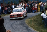 1988 BMW M3 SNIJERS GARRIGUES