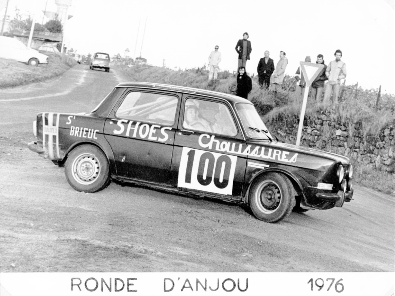 1975 SIMCA 1000 R2 FOURNIER-LAROQUE ANJOU 6