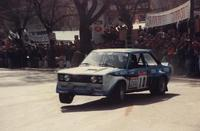 1987 FIAT 131 GOMME RALLYSPRINT GARRIGUES