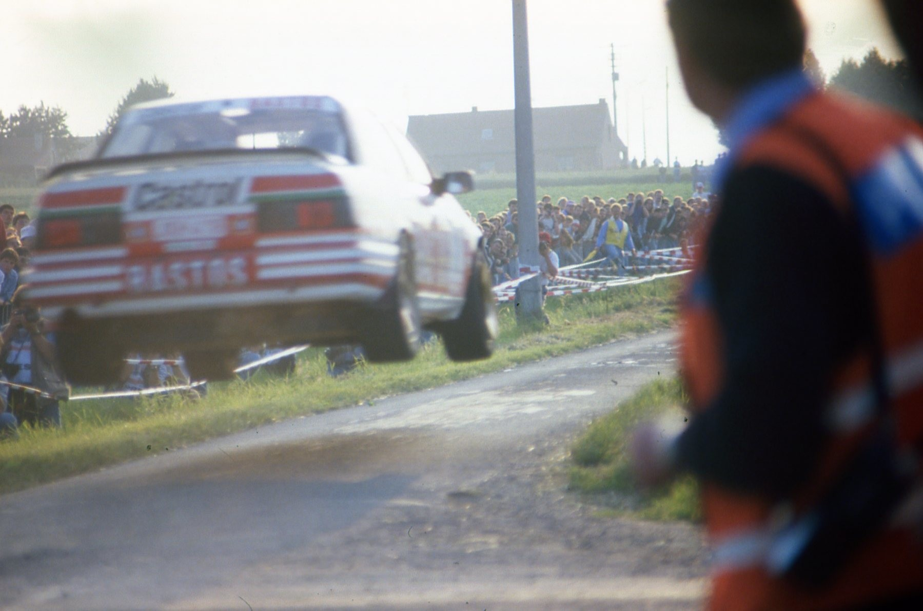 1992 FORD SIERRA SNIJERS YPRES 3