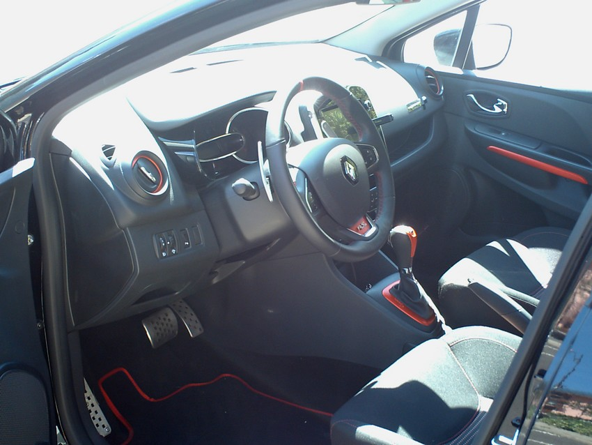 Clio 4 RS Interieur (4)