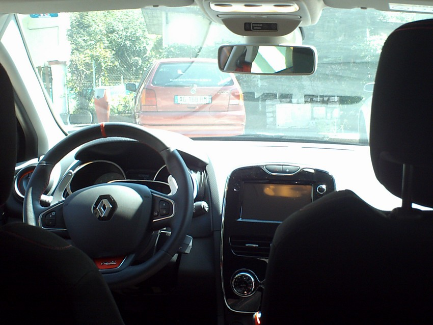 Clio 4 RS Interieur (9)