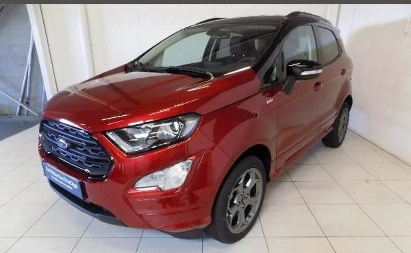 Ecosport ST-LINE 125 BVM6 Rouge Candy