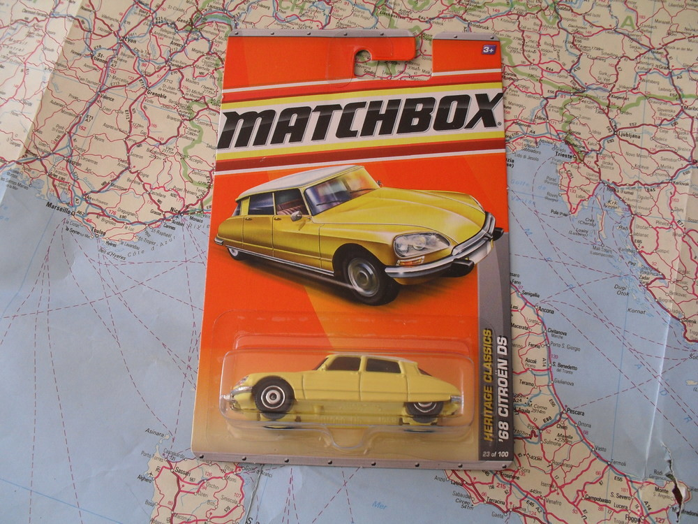 DS 1968 1-65 (Matchbox) H