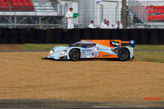 Gulf Racing Middle East Lola B12/80 Coupe Nissan Ihara  / Deletraz / Quick