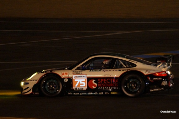 Prospeed Competition Porsche 911 RSR (997)  Al Faisal /  Curtis / Edwards Le Mans 2012 WEC