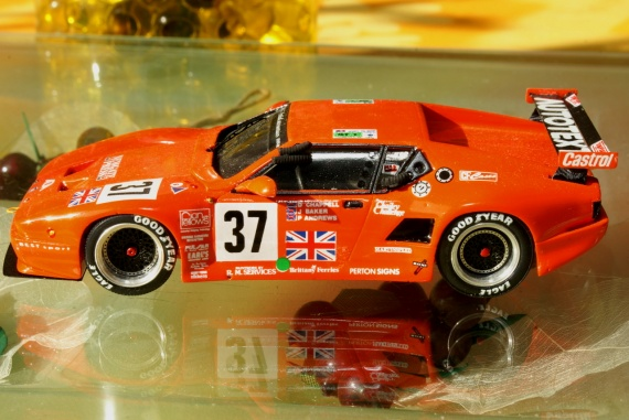 ADA Engineering De Tomaso Pantera 200 [9628] 	Ford Chappell / Baker / Andrews Le Mans 1994 by Proven