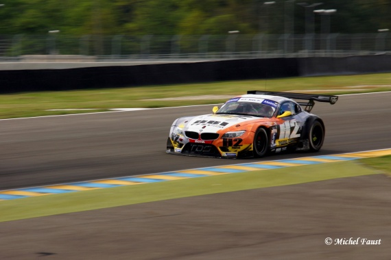 THIRIET by TDS Racing TDS Racing BMW Z4 HASSID / BADEY GT FFSA Le Mans 2013