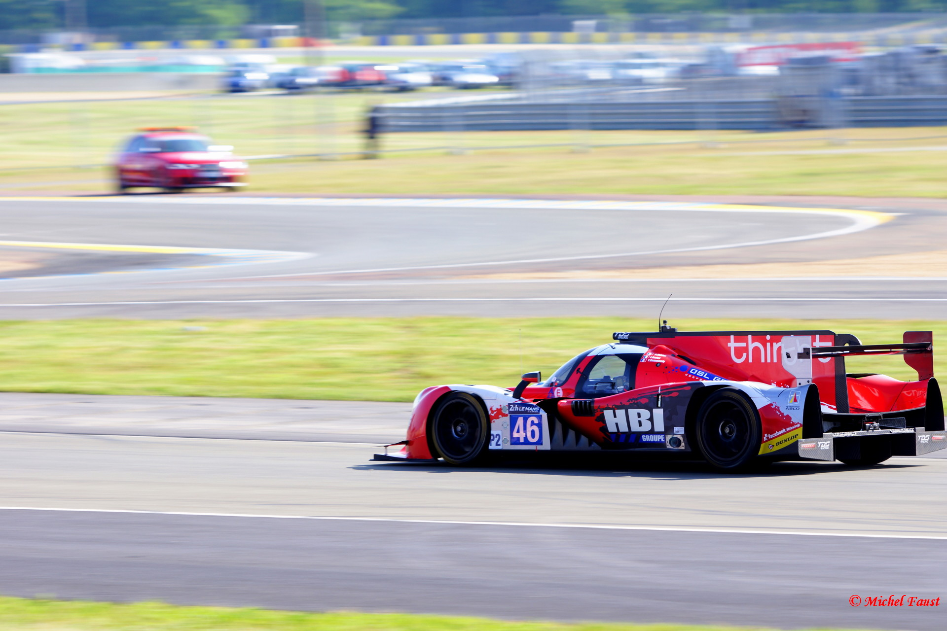 Thiriet by TDS Racing Ligier JS S2 Nissan - Thiriet / Badey / Gommendy - Le Mans 2014 test day