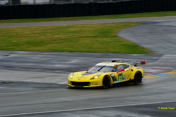Corvette Racing - GM Chevrolet Corvette C7R - Magnussen / Garcia / Briscoe - test day 24h du Mans 20