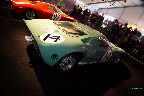 Ford GT 40 1964-1965  / 24 h Le Mans 2015