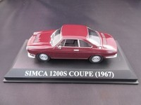 SIMCA 1200S COUPE 1967 05