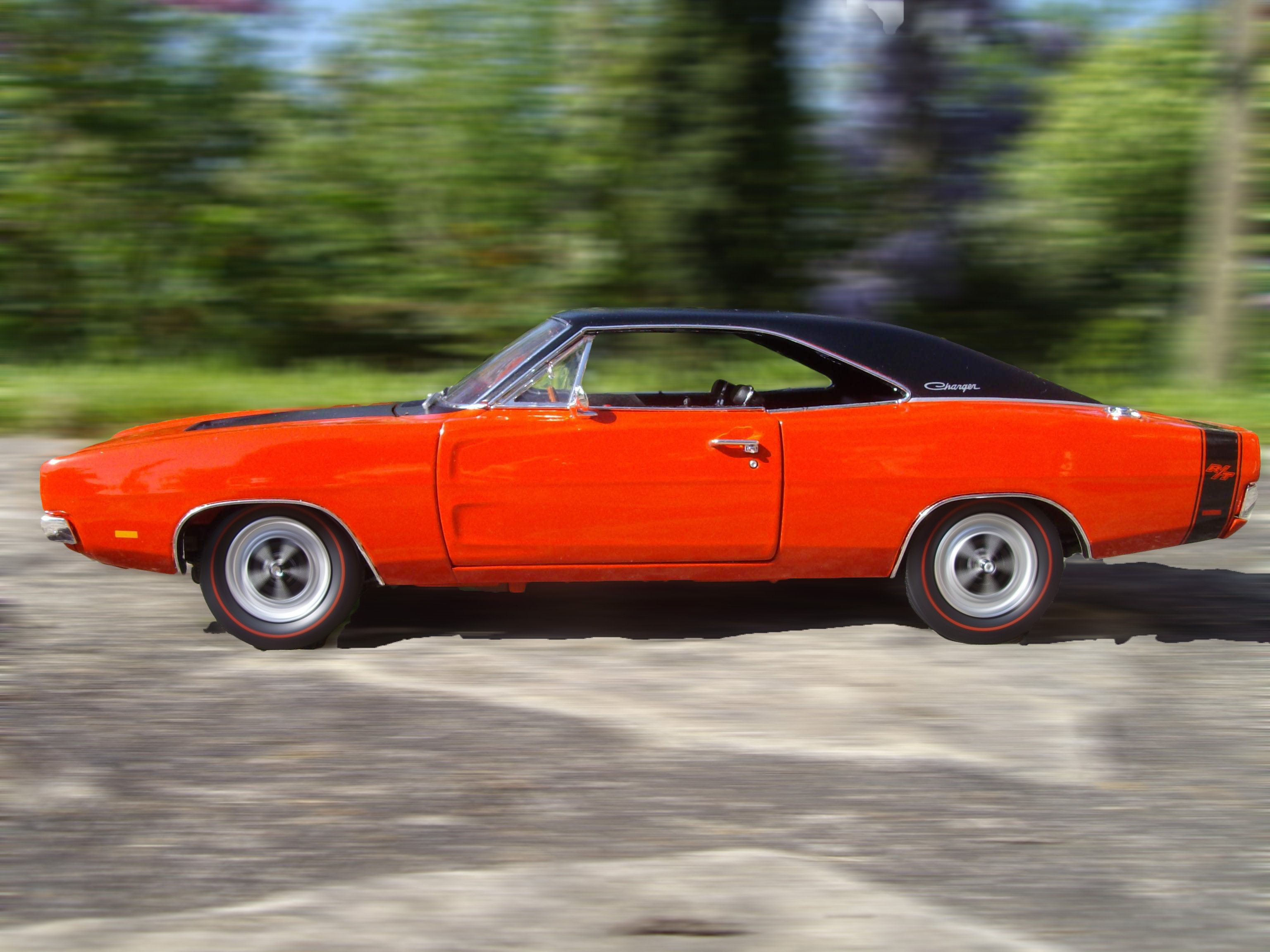 Dodge Charger 1969