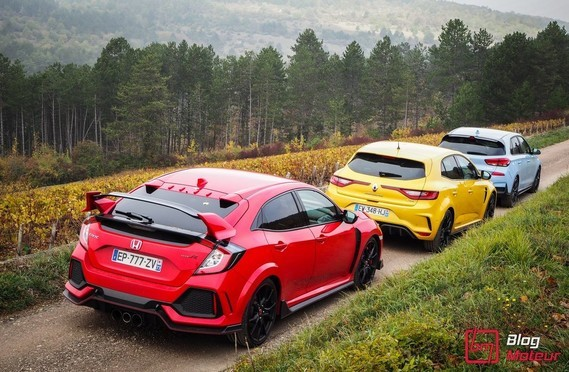 Comparatifs-Compactes-Sportives-Mégane-4RS-I30N-Civic-TypeR-34