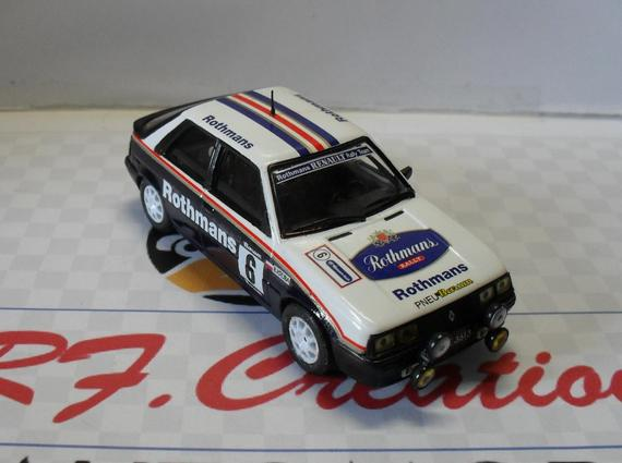 R11 Turbo Rothmans