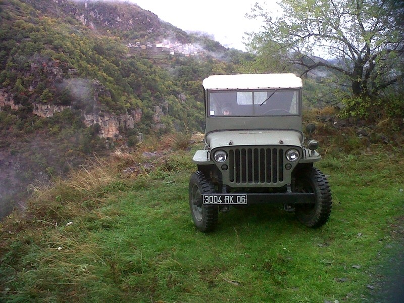 Jeep Willys - 1943