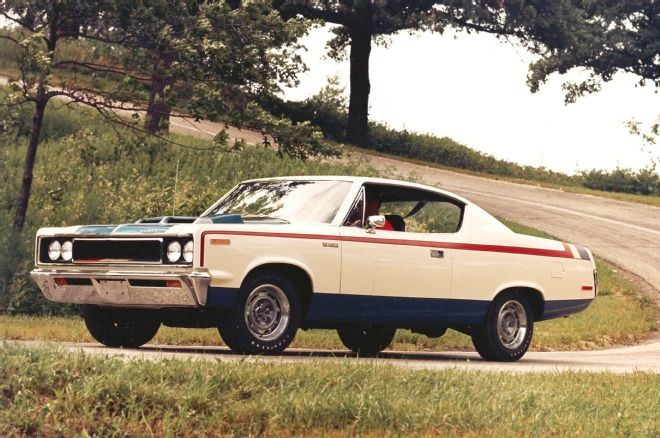 1970-amc-rebel-machine-front-three-quarter