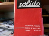 Catalogue SOLIDO