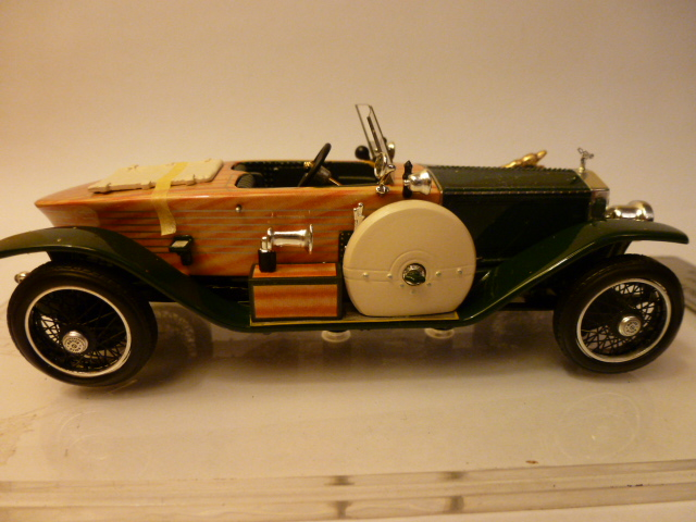 1914 RR Ghost  Minichamps